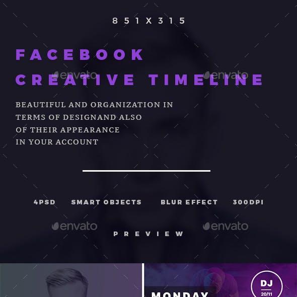 Facebook Creative Timeline