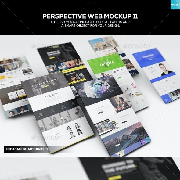 Perspective Web Mockup 11