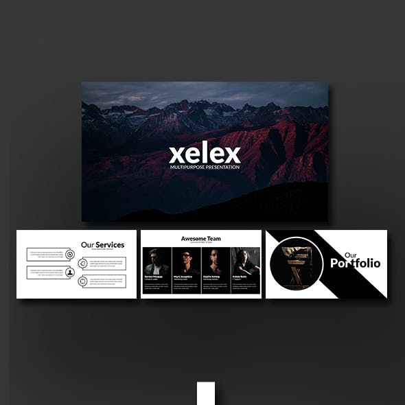 Xelex Multipurpose Template