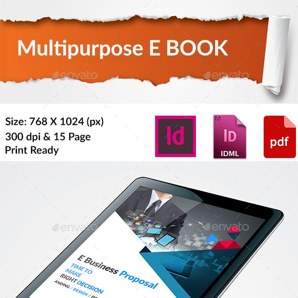 Multipurpose E Book