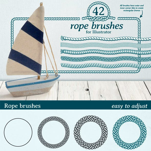 Rope Brushes