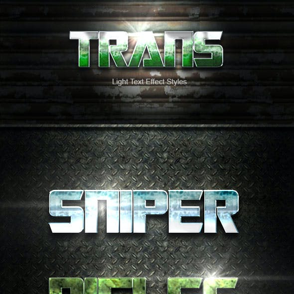 Trans Text Effect V14
