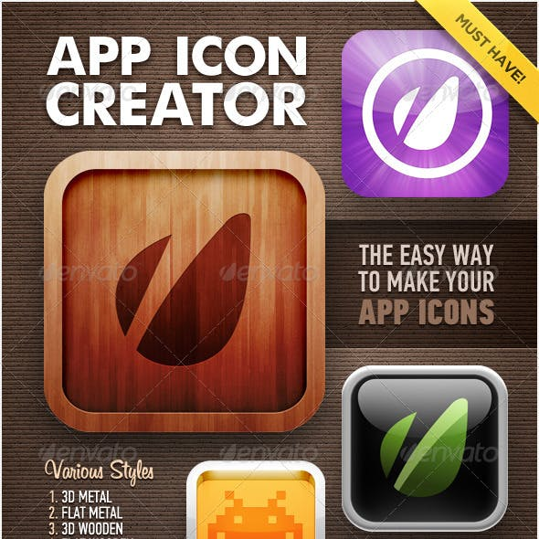 App Graphics, Designs & Templates from GraphicRiver