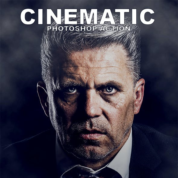 Cinematic - Photoshop Action