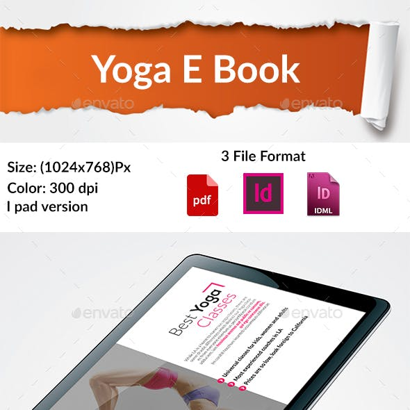 Yoga E Book