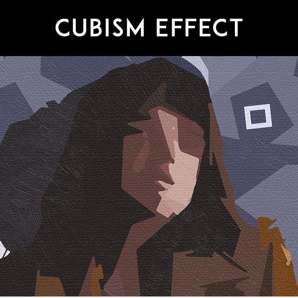 Cubism Effect
