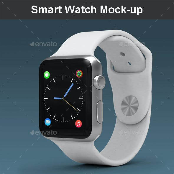 Smart Watch Mock-up