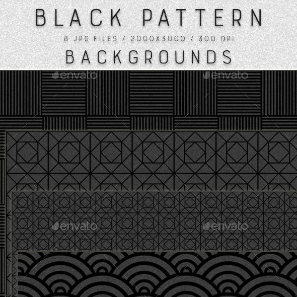 Black Patterns | Backgrounds
