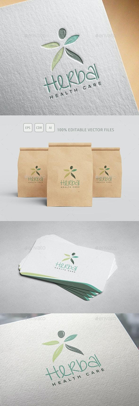 Herbal Company Logo - Company Logo Templates