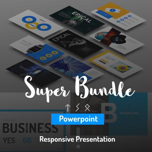 2 in 1 Super Bundle Powerpoint