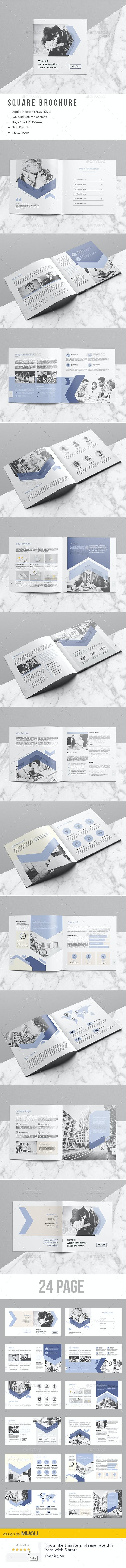 Company Square Brochure - Corporate Brochures