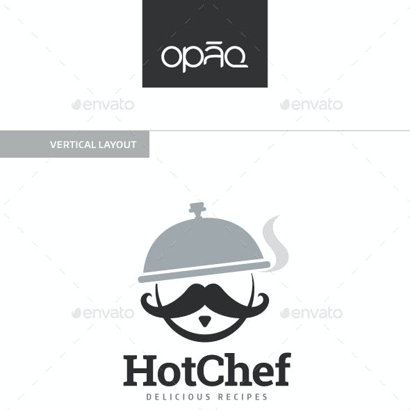 Hot Chef Logo