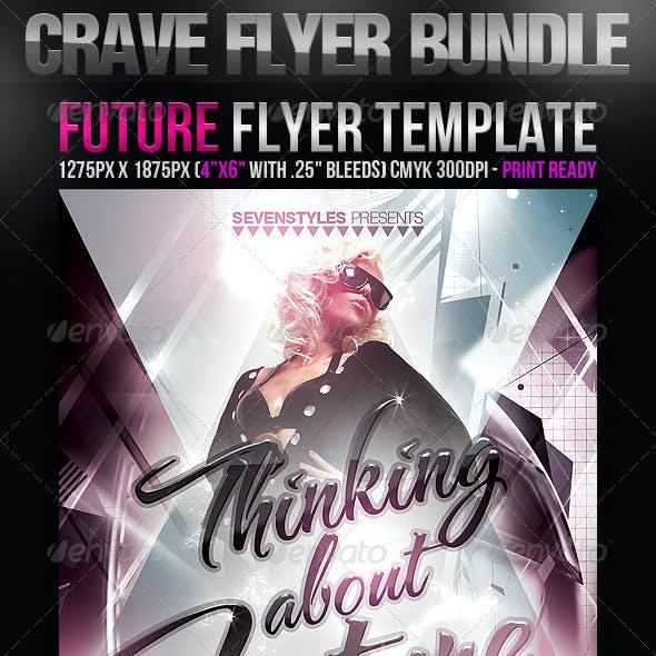 Crave Flyer Bundle