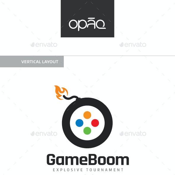 Game Bomb Controller Logo