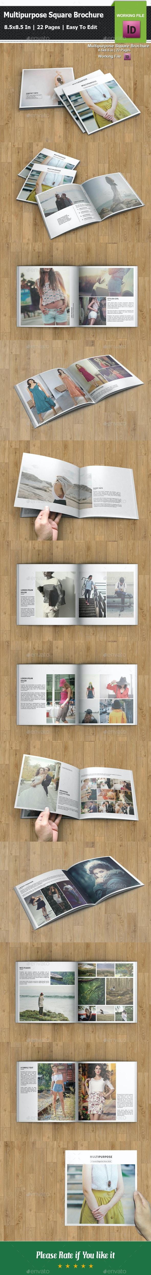 Multipurpose Square Brochure-V02 - Catalogs Brochures