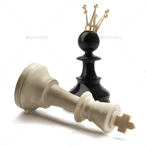 Chess - Man-made Objects Objects