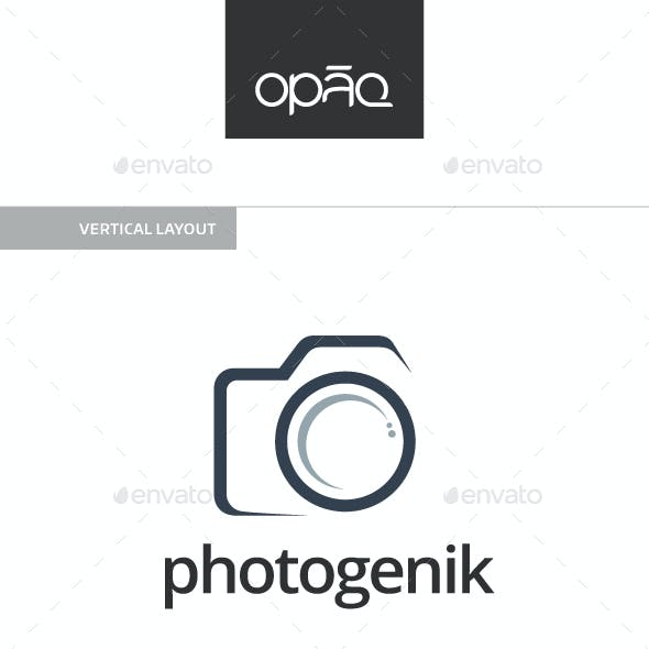 Photogenik Camera Logo