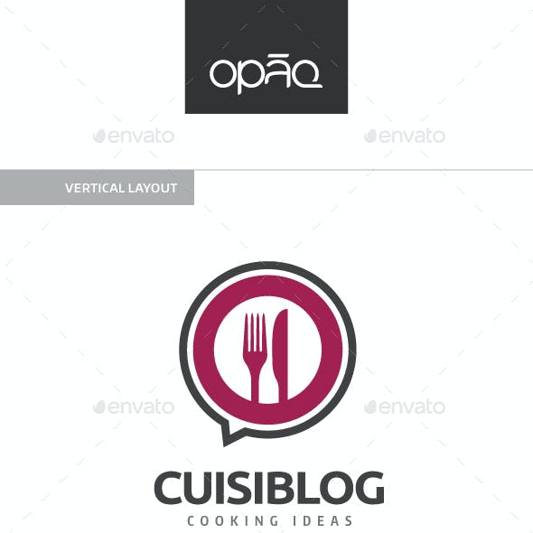 Food Blog Logo