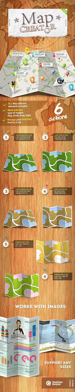 Map Creator - Action - Utilities Actions