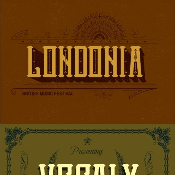 Vesaly typeface