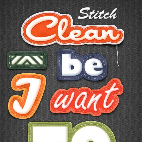Clean Stitch