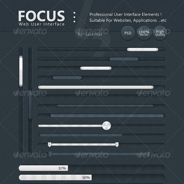 Focus User Interface Elements