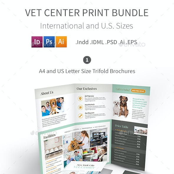 Vet Center Print Bundle