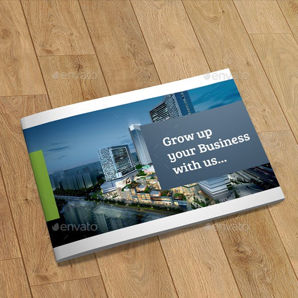 Company Brochure | Indesign Template