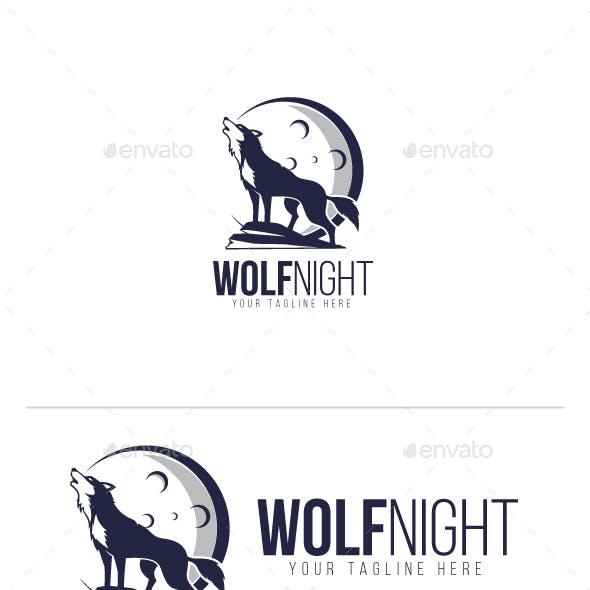 Wolf Night Logo