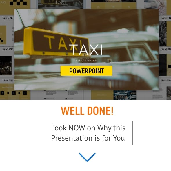 Taxi - Powerpoint Template