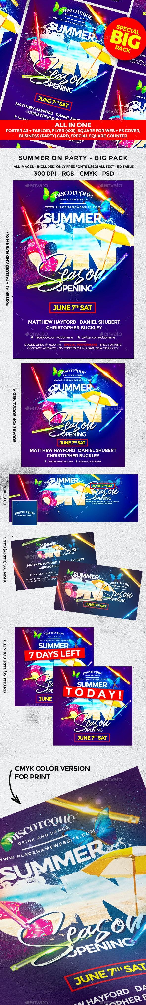 Summer - Holidays Events