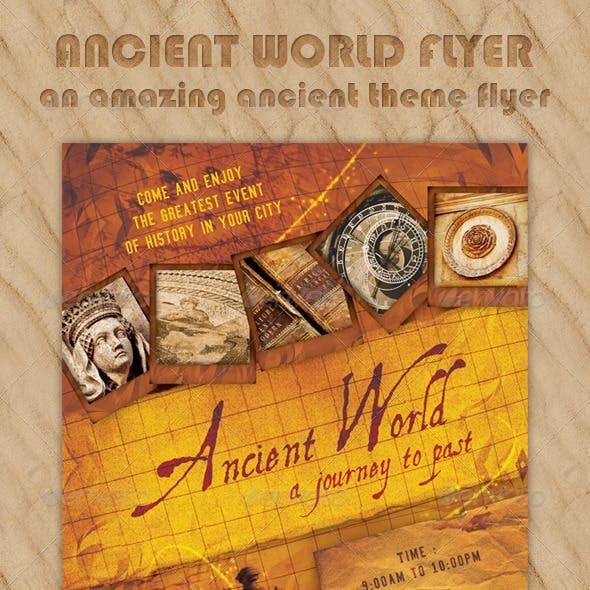 Ancient World Flyer