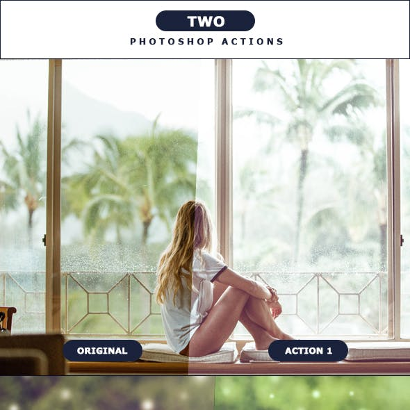 TWO - Photoshop Actions 3