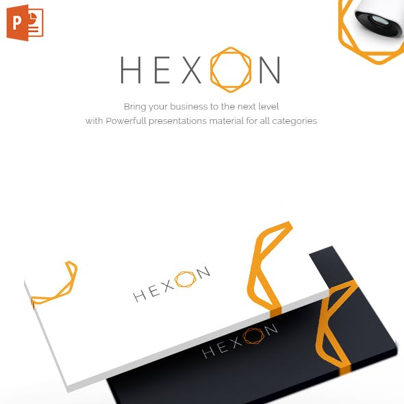 Hexon - Powerpoint Template