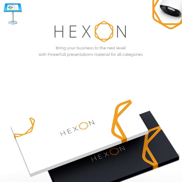 Hexon - Keynote Template