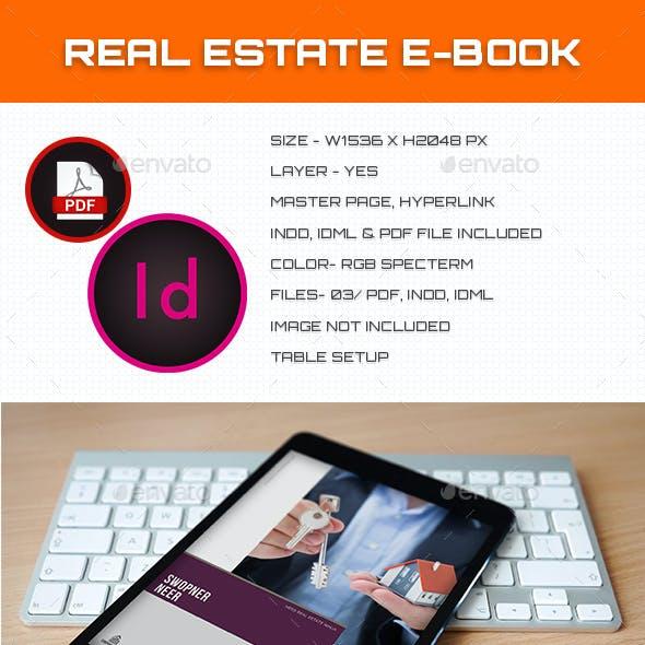 Real Estate E-book