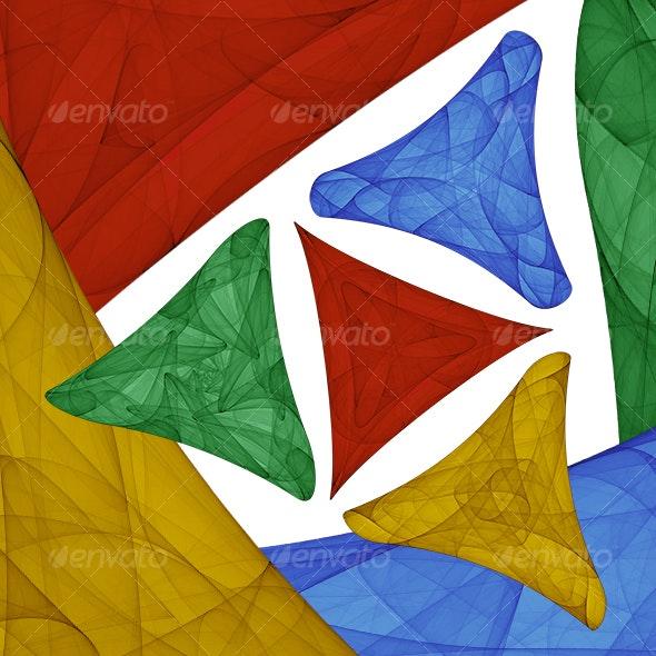 Triangles - Decorative Graphics
