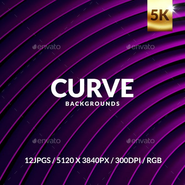 Curve Backgrounds