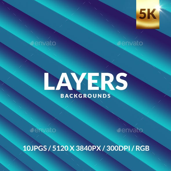 Layers Background