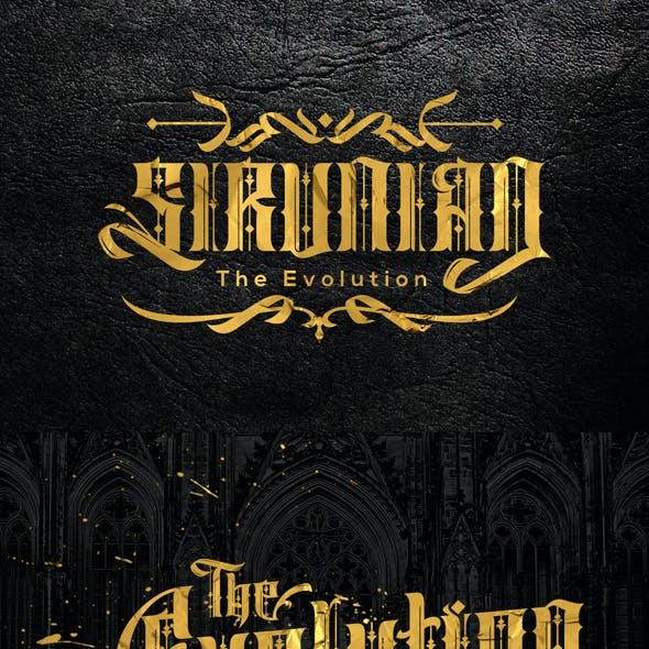 Sirunian Typeface