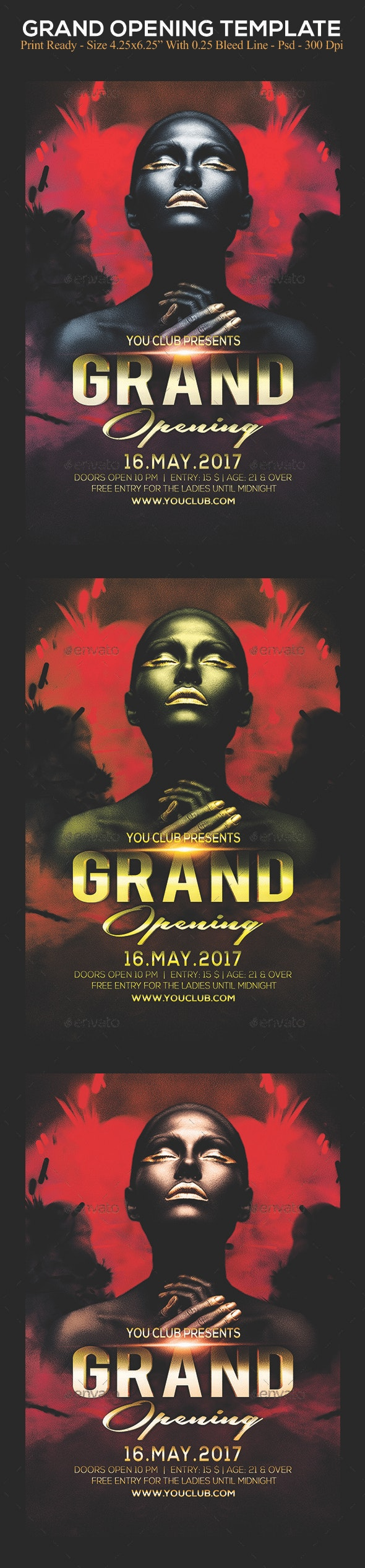 Grand Opening - Clubs & Parties Events
