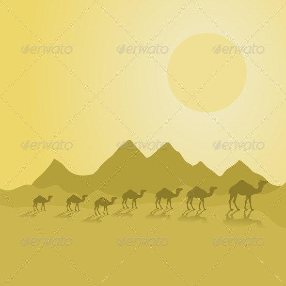 Desert2 - Landscapes Nature