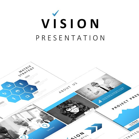 VISION - Multipurpose PowerPoint Template