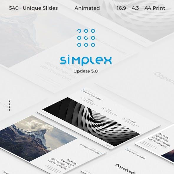 simplex Powerpoint