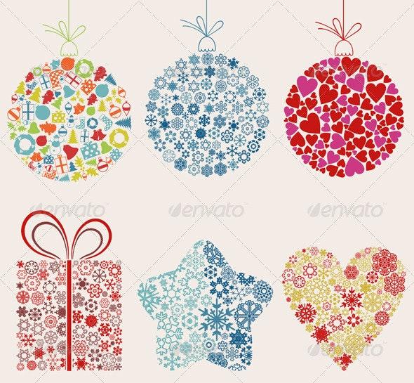Holiday icon - Christmas Seasons/Holidays