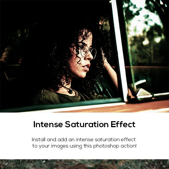Intense Saturation Effect