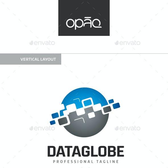 Data Globe Logo