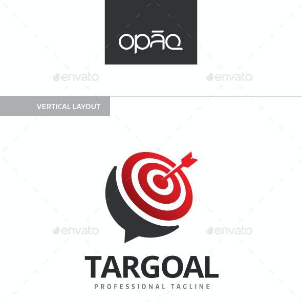 Target Goal Meeting Logo