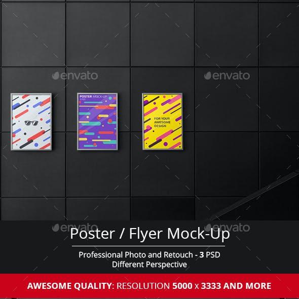 Poster / Flyer Mock-Up