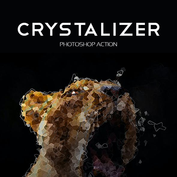 Crystalizer Action